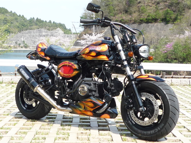 Tuned In Tokyo >> ledodz bikes — Japanese Monkeys 1